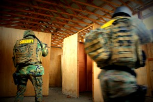 SWAT Clearing 2