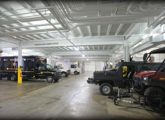 Equipment Bay 1