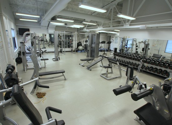 Fitness Center, wide 1