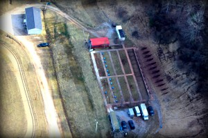 Aerial of Range 1